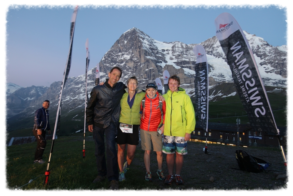Swissman Extreme Triathlon 2014