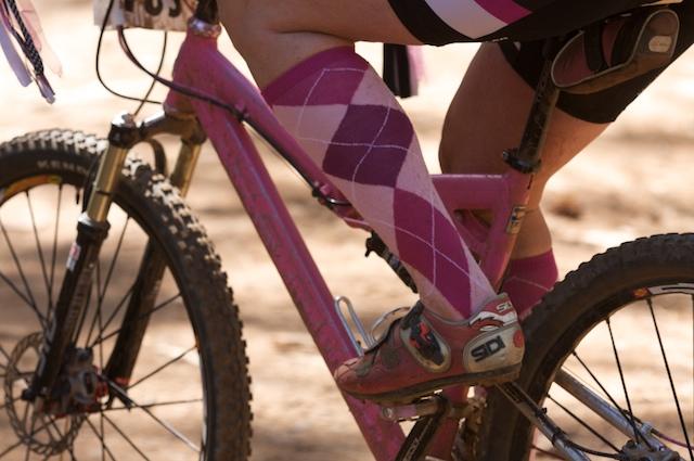 Lorri in Pink!