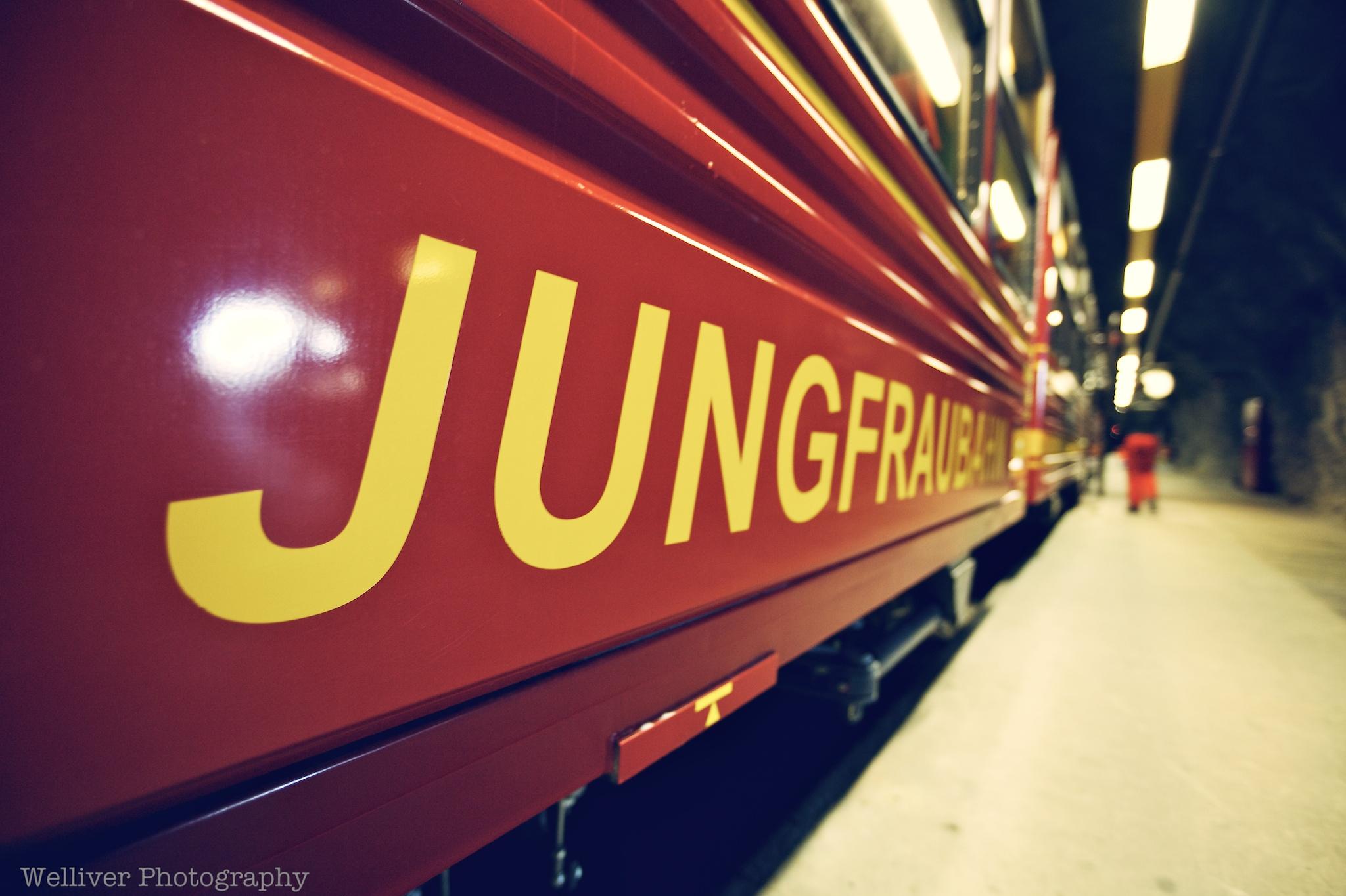 Junfraujoch Line