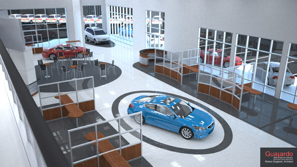 Automotive architect for Benson honda san antonio