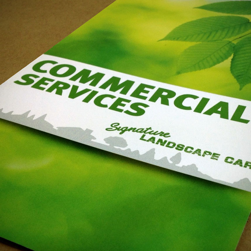Commercial Services Brochure