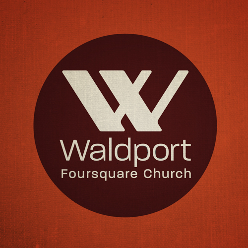 Waldport Foursquare Church Logo