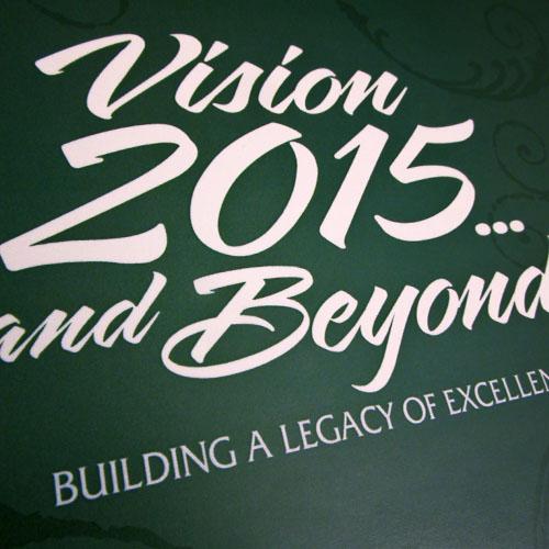 Vision 2015 Booklet