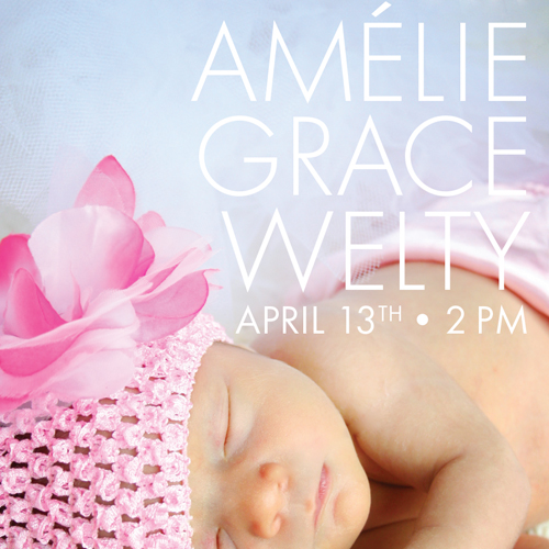Amélie's Invitation