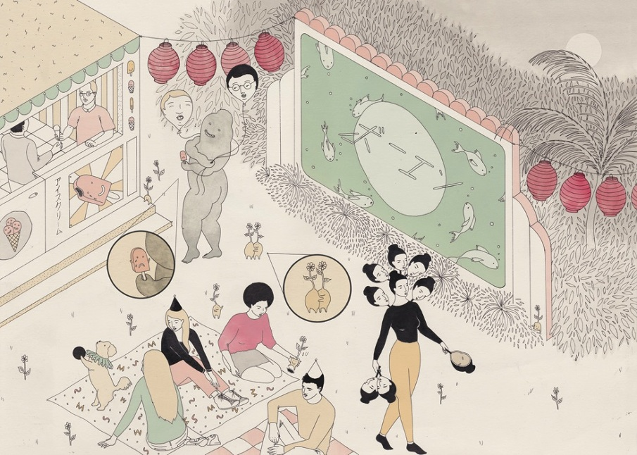 HARRIET LEE-MERRION / satsuki shibuya . journal