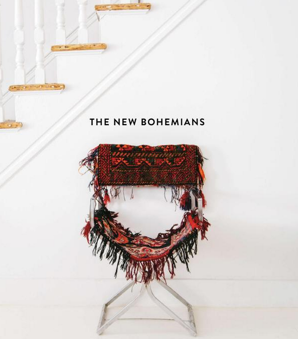 THE NEW BOHEMIANS — satsuki shibuya . journal