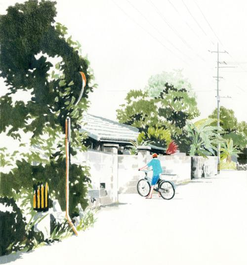DANNY — satsuki shibuya . journal