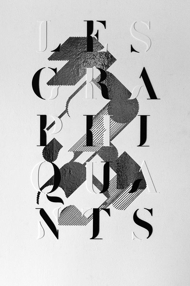 LES GRAPHIQUANTS —satsuki shibuya . journal