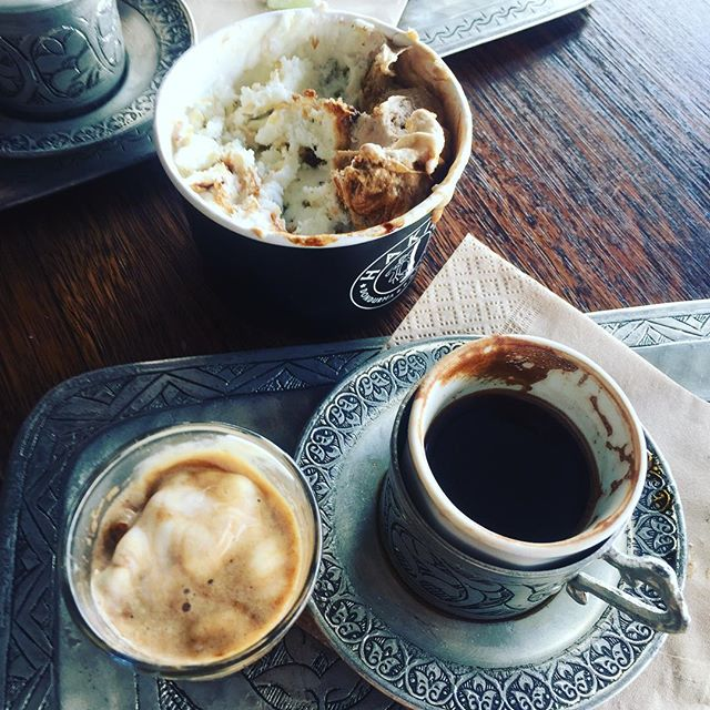 When life throws me coffee and ice cream, I make Affogato!
