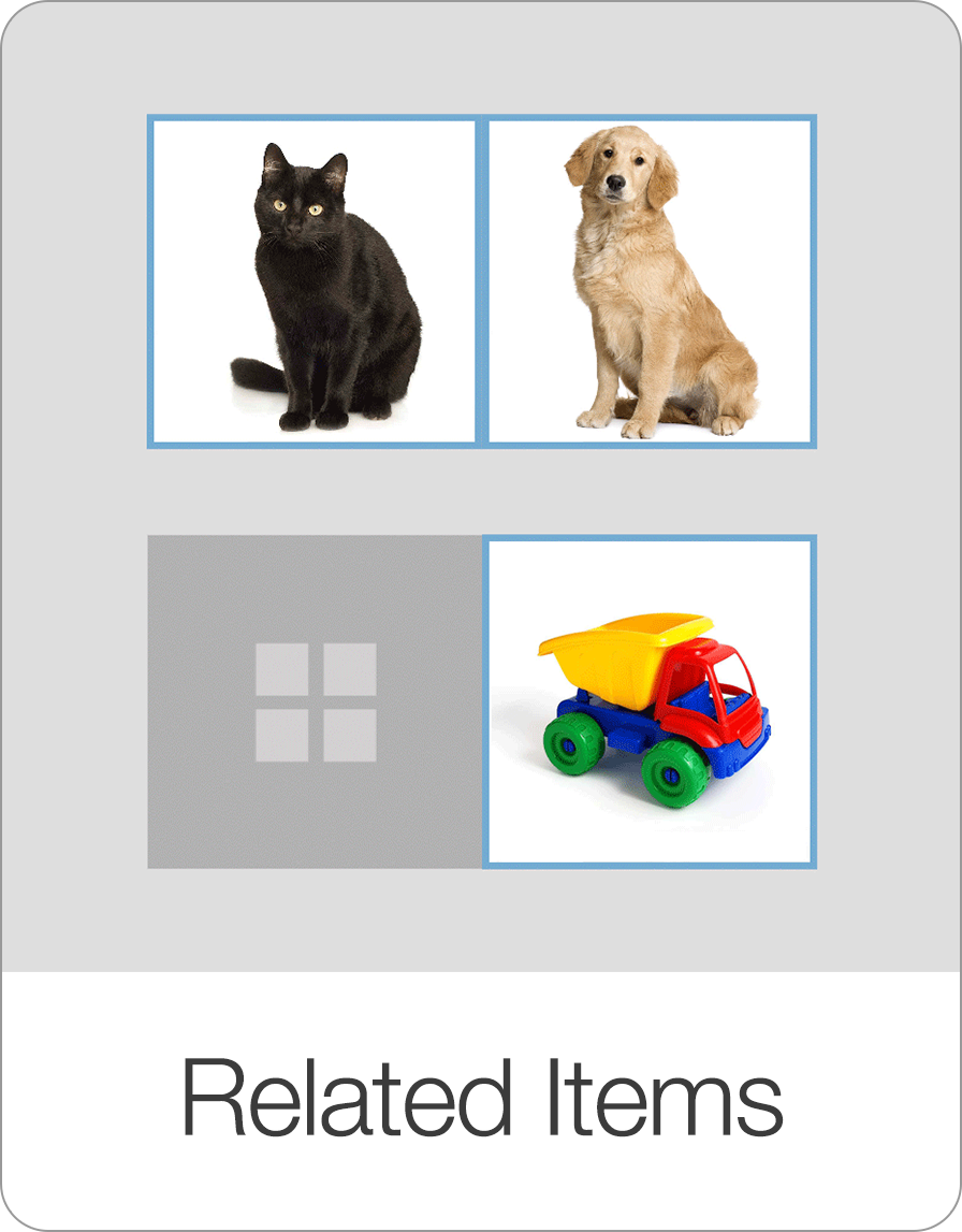 Related Items Game