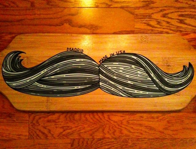 Mustache Ride