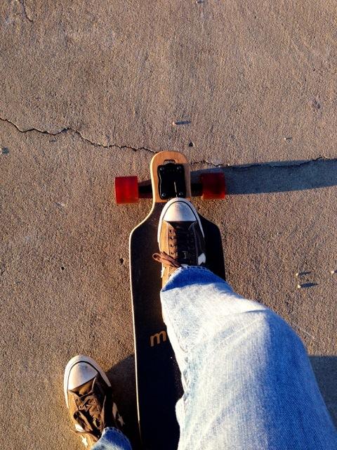 Sidewalk Gliding