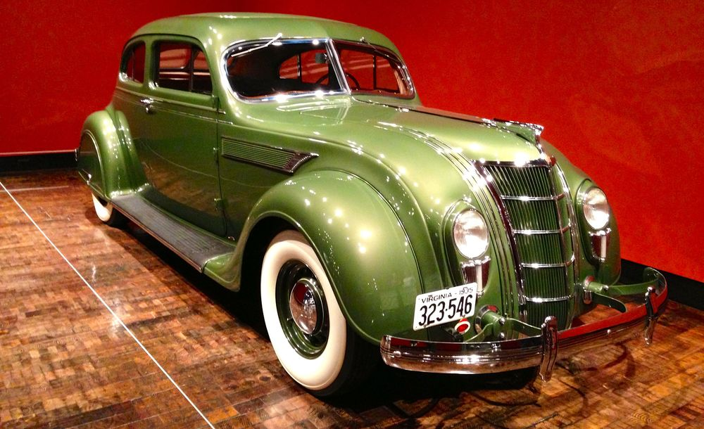 1935 Chrysler Imperial Model C-2 Airflow Coupe