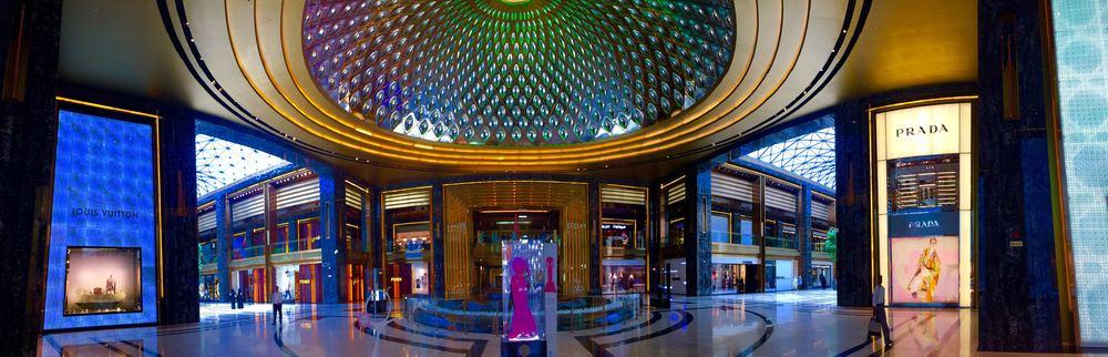 Mall in Kuwait.