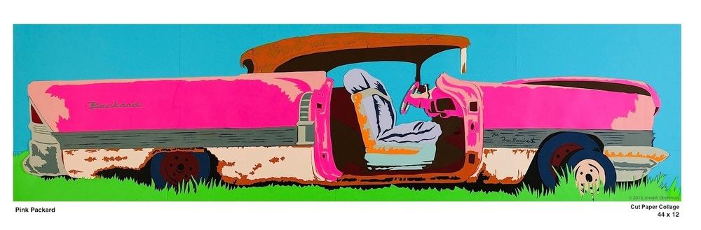 Pink Packard