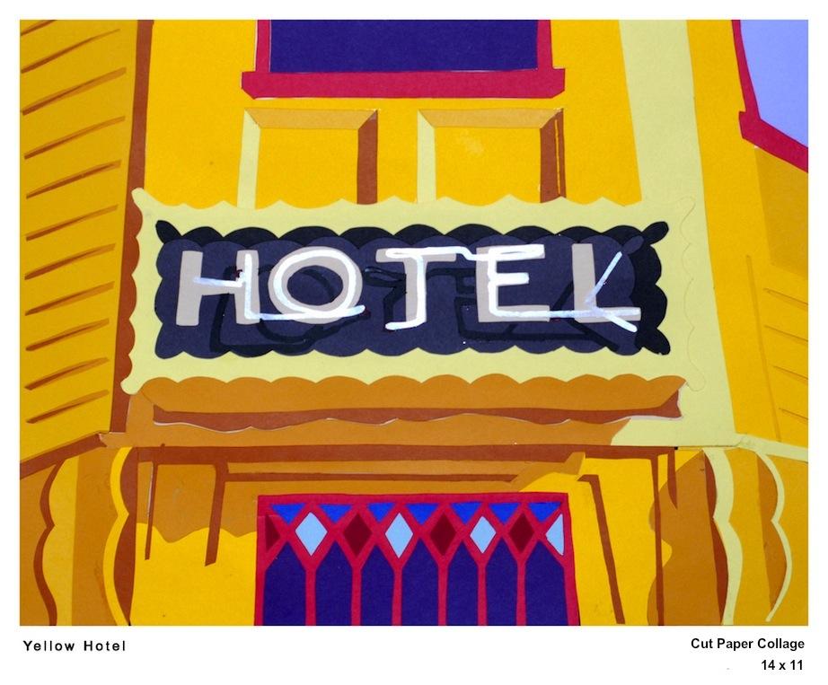 Yellow Hotel 2012