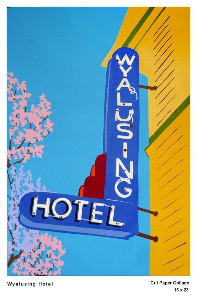 Wyalusing Hotel