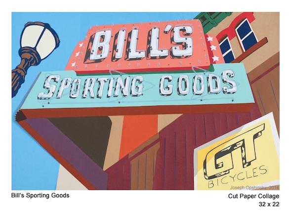 Bill's Sporting Goods 2014