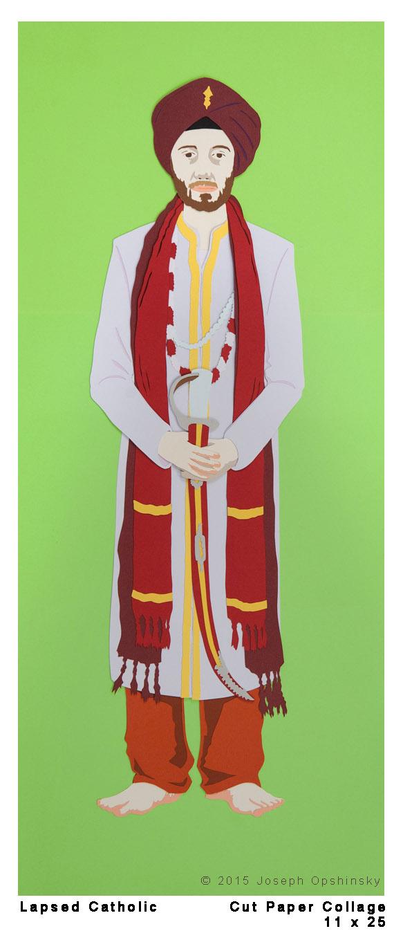 Lapsed Catholic (2015)