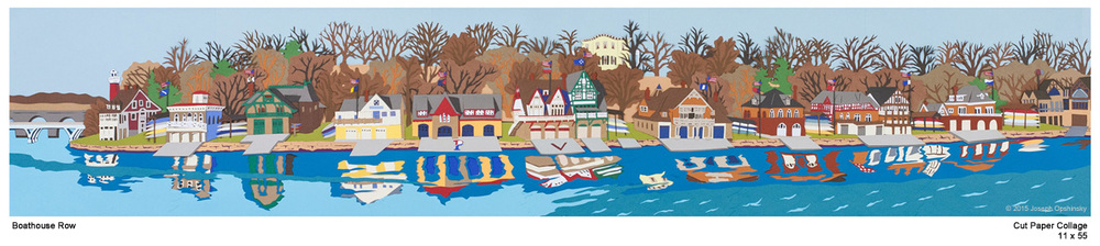Boathouse Row (2015)
