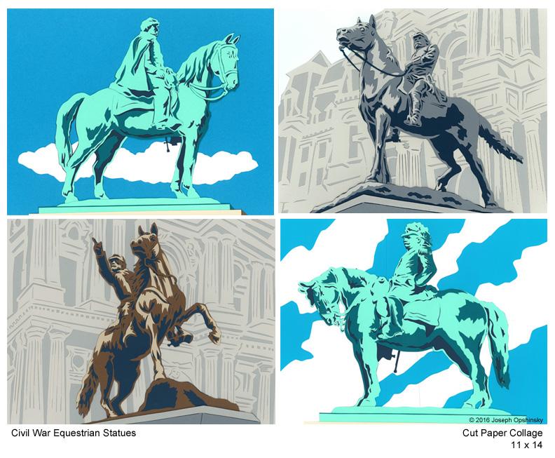 Civil War Equestrians (2016)