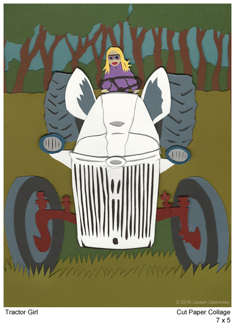 Tractor Girl (2016)