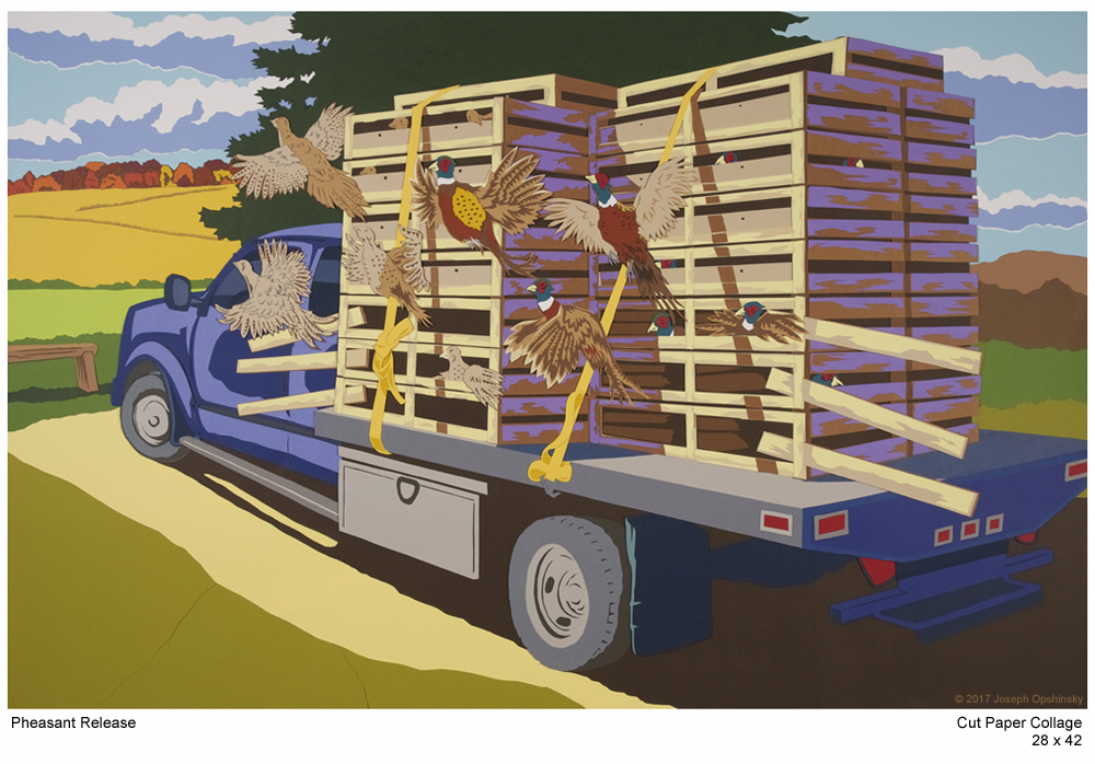 Pheasant Release (2017)