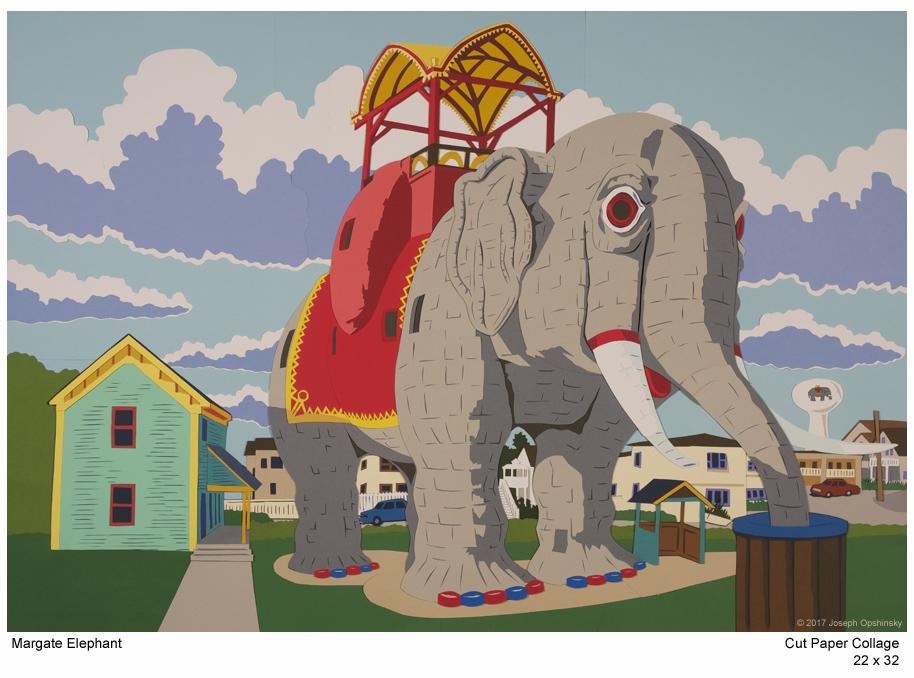 Margate Elephant (2017)