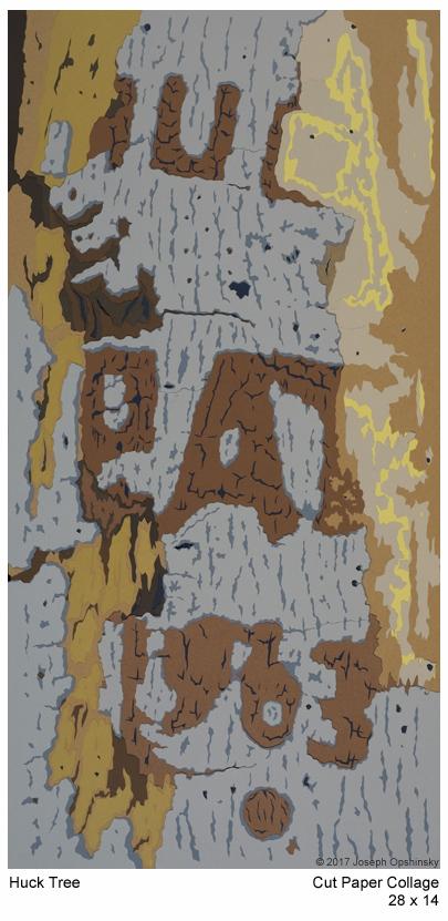 Huck Tree (2017)