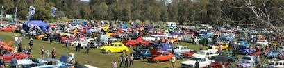 Australian National Show & Shine Euroa –  Sunday, 1st October 2017