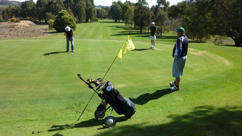 Strathbogie Golf Club