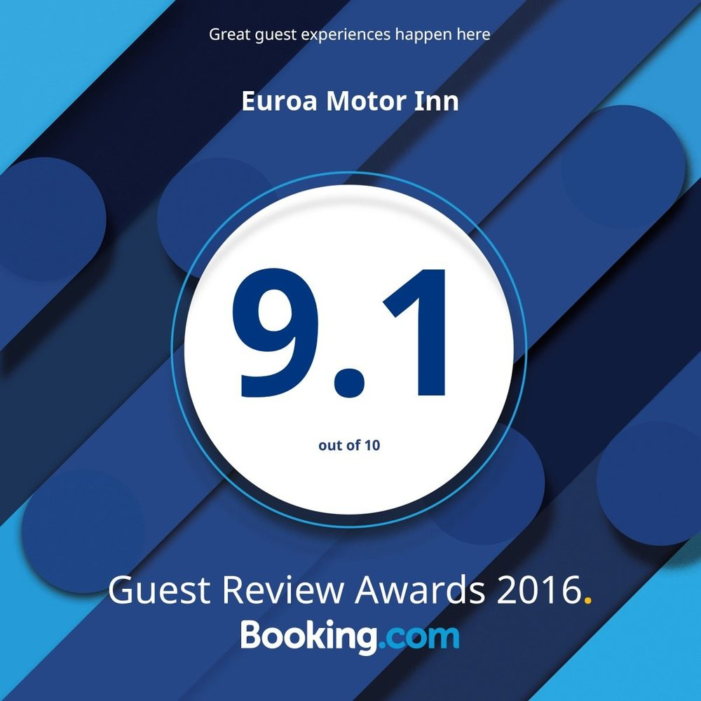 3 years in a row 2014/2015 & 2016   Thanks for all our Guest Reviews