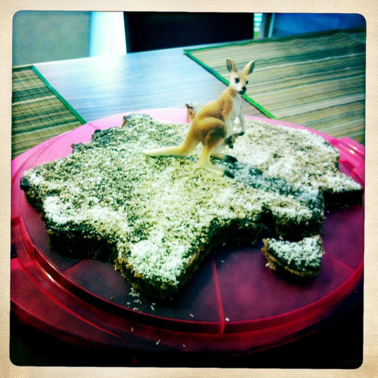 Merci Natacha et Jean-Michel! Vous (et vos gâteaux) allez nous manquer!