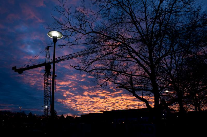 15.01.2015 - sunrise