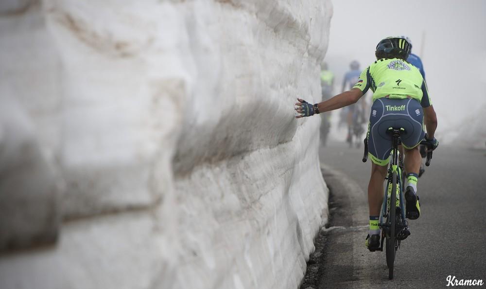 Giro '16 - Stage 6. Credit: Kristoff Ramon.