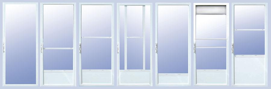 Storm Doors Stormtite Windows