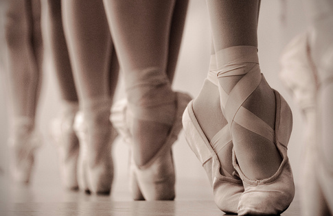 Pointe Shoes - Grishko