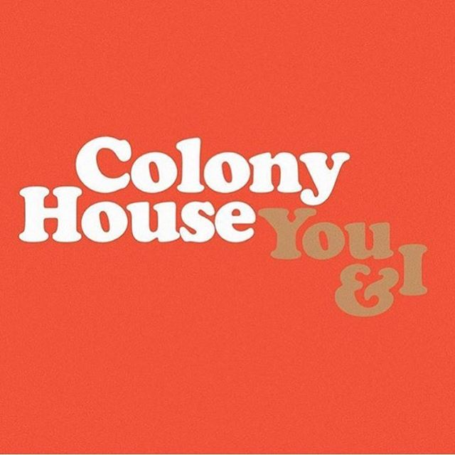 @colonyhouseband - thank you for the opportunity tracked by @superbuck at @soundemporiumstudios  assisted by @zackpancoast  mixed by @robotlemon  mastered by Chris Athens  thanks, fellows.  I appreciate all of your hard work on this one.