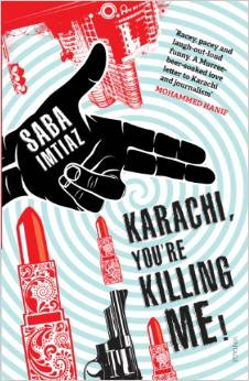 Karachi, You're Killing Me! is Bridget Jones's Diary meets the Diary of a Social Butterfly, a comedy of manners in a city with none. Read more  here.