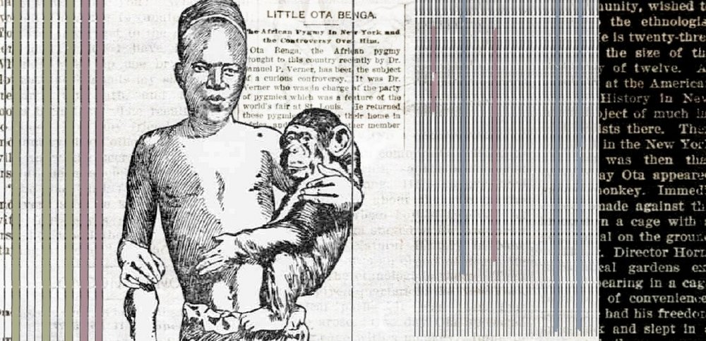 Ota Benga, Captive: The Man the Bronx Zoo Kept in a Cage