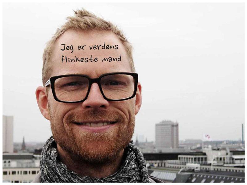 Lars AP - stifter af Fuckin Flink