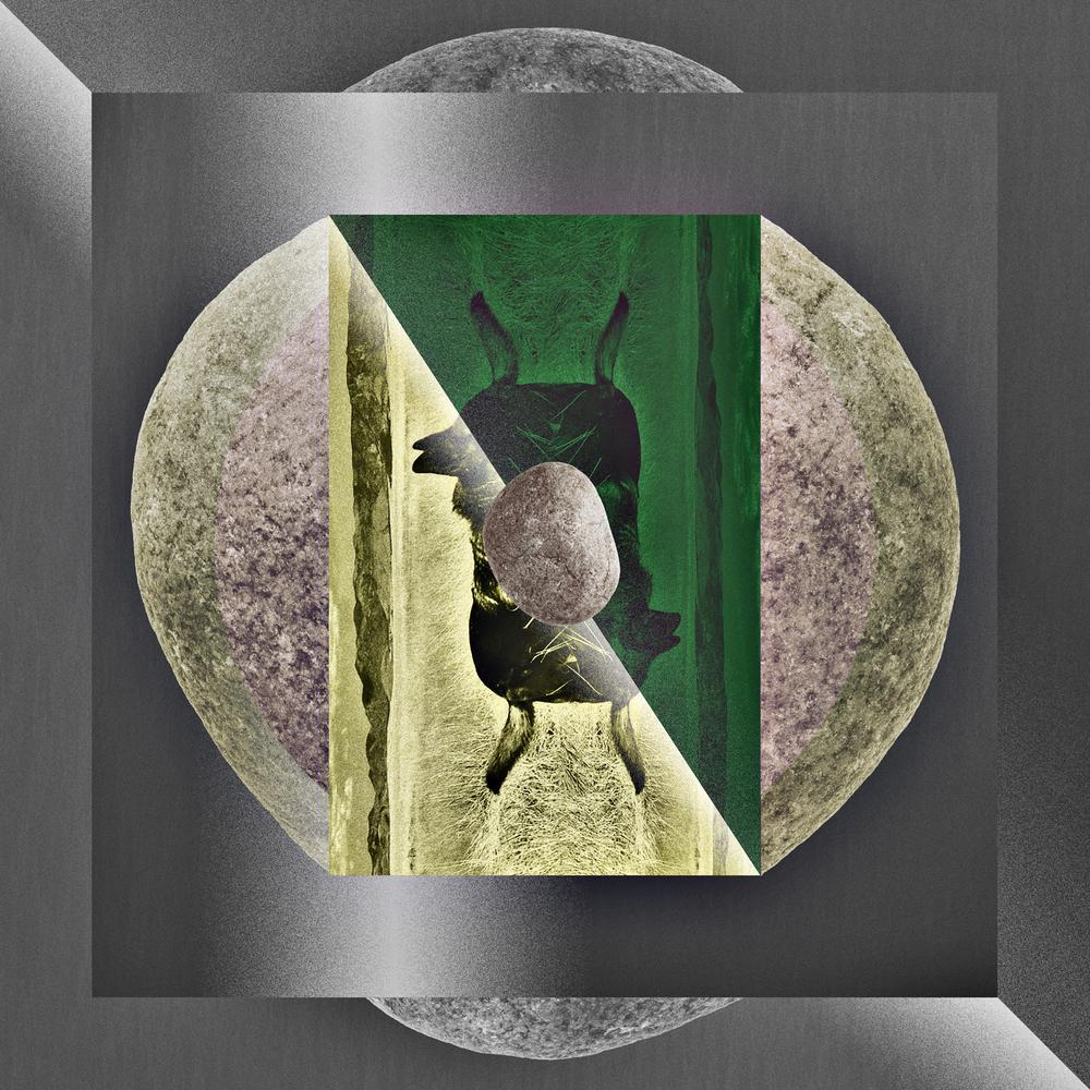 'Past'. Privat værk af Simon Naver.