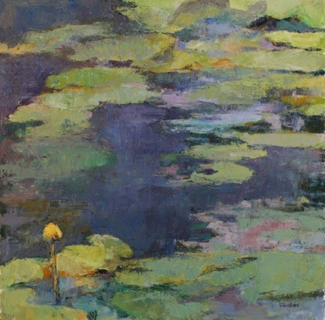 Lily Pads by Joan Jardine