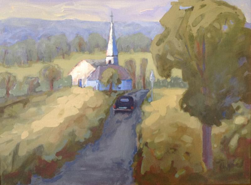 Sunday Morning by Linda Rahm