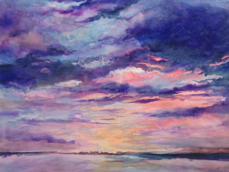 Serenity by Sharon Kocay