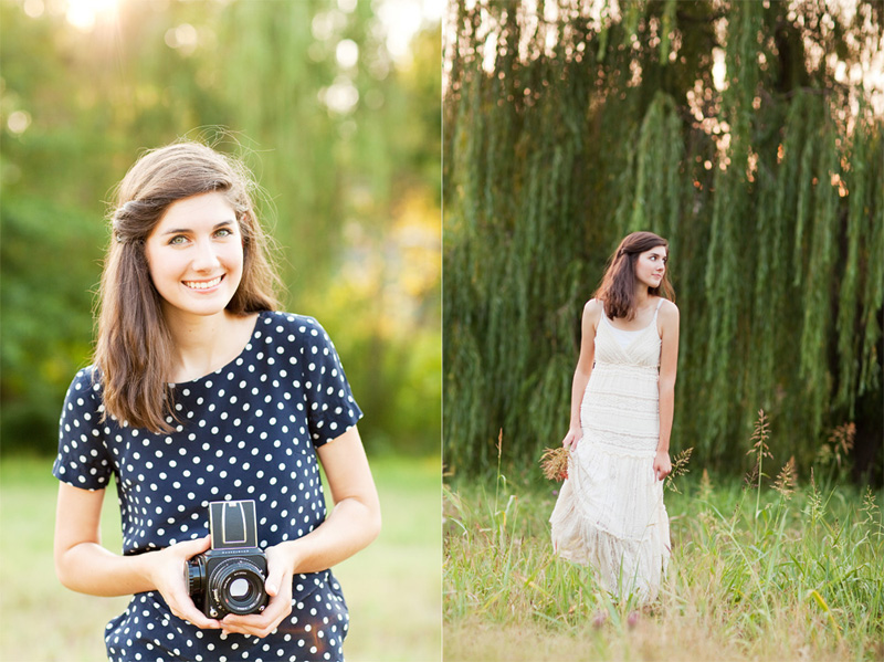 Alyssa Joy Photography specializes in creative, natural-light portrait and wedding photography.