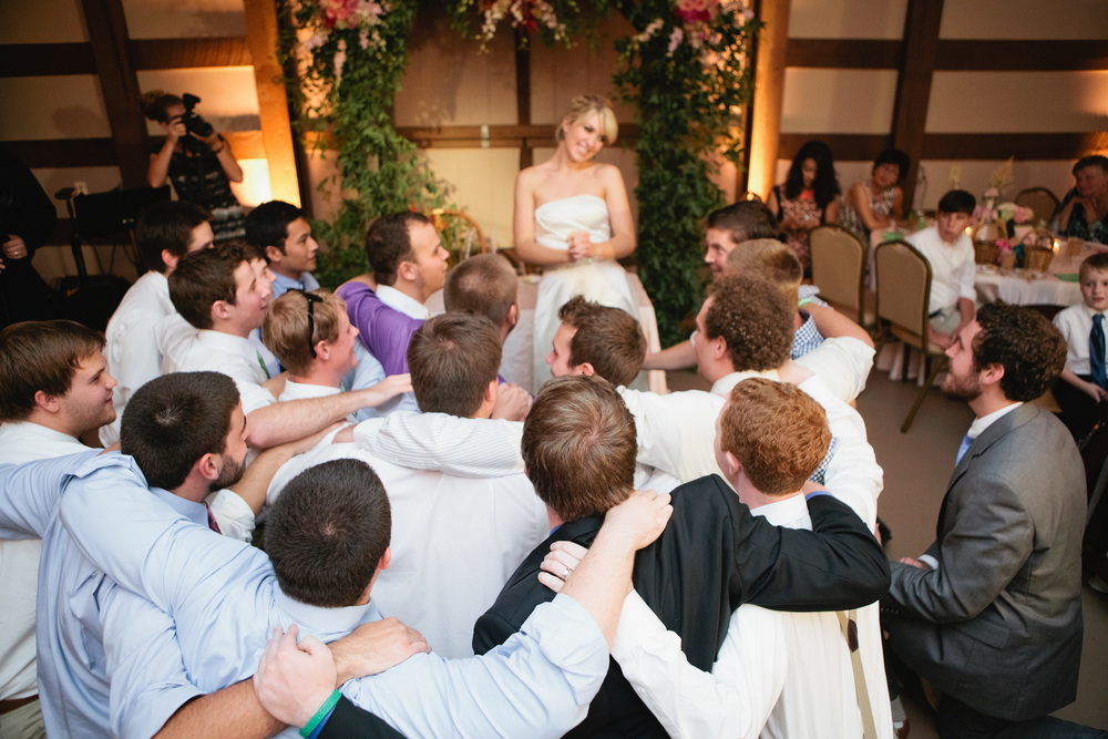 Serenaded by the men of Phi Kappa Tau. Swoon.