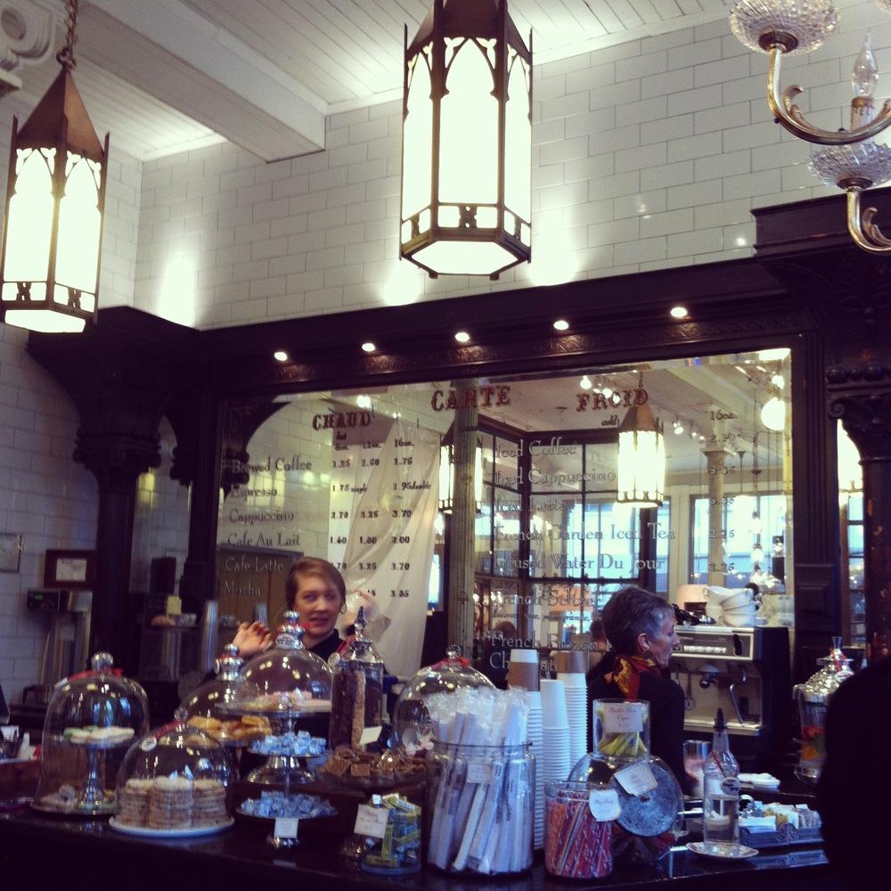 The Paris Market in Savannah, GA