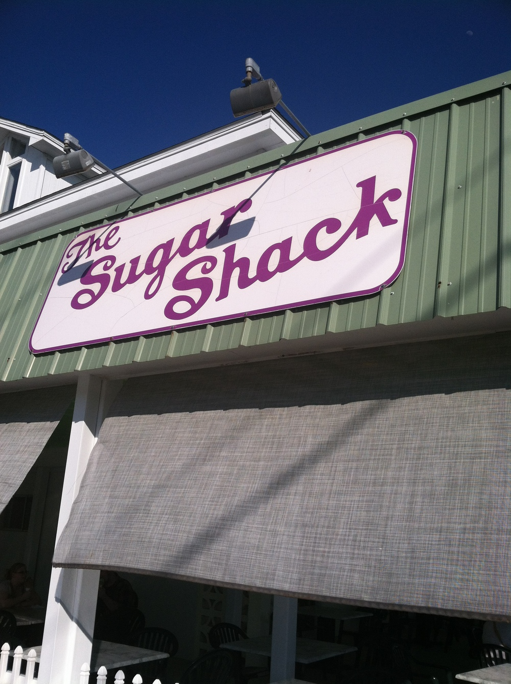 The Sugar Shack at Tybee Island, GA