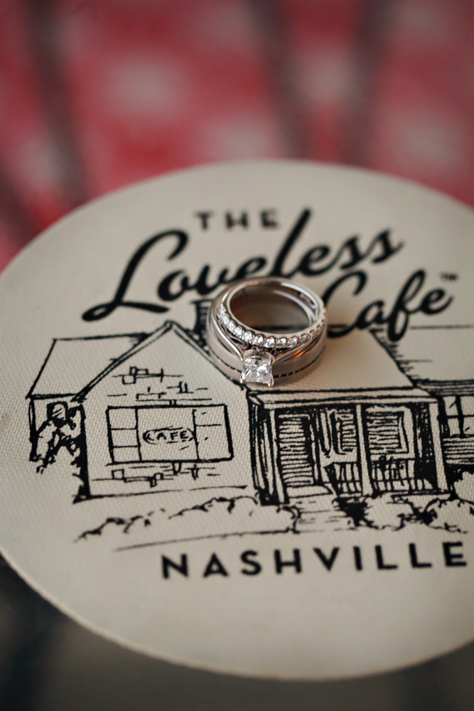 loveless cafe wedding